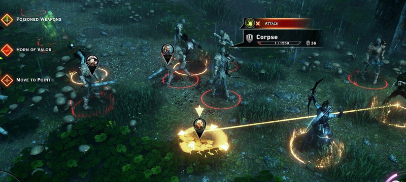 Сравнение графики Dragon Age: Inquisition на PC, PS4 и Xbox One