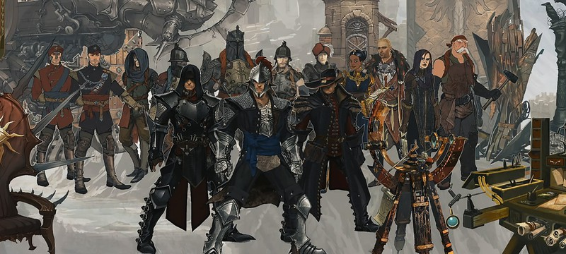 Гайд Dragon Age: Inquisition – Специализации классов – Разбойник/Рога