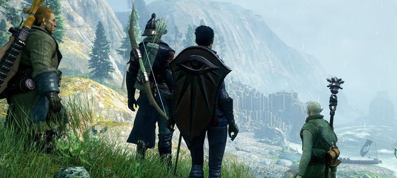 Скриншоты Dragon Age: Inquisition перед релизом игры