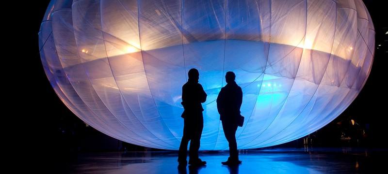 Google протестирует воздушные шары с интернетом в Австралии