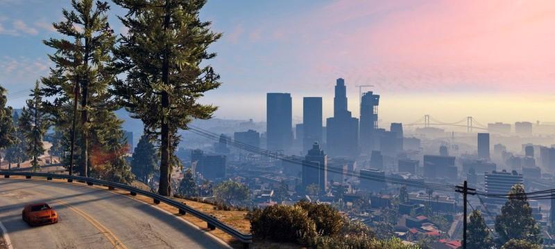 Обзоры и геймплей GTA 5 на PS4 и Xbox One