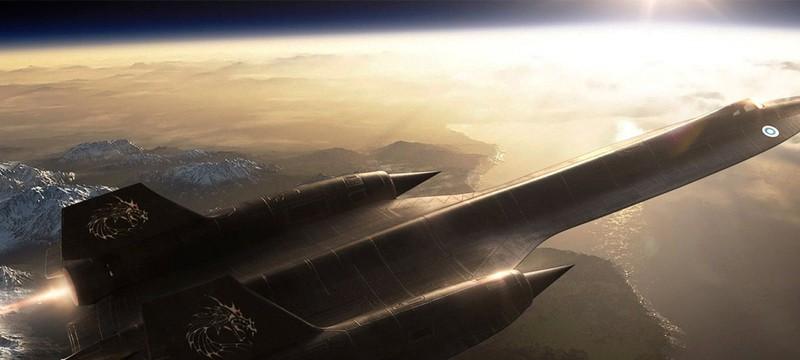 """Пилот сверхзвукового самолета SR-71 """"Черный Дрозд"""", показал кабину"""