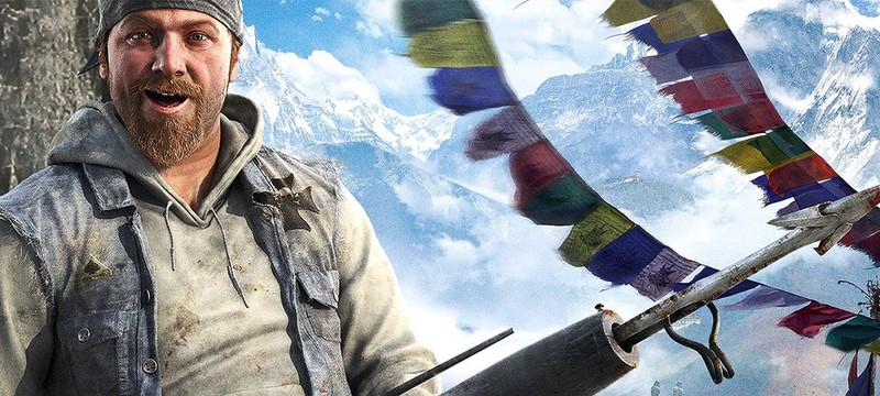 Трейлер сезонного пропуска Far Cry 4