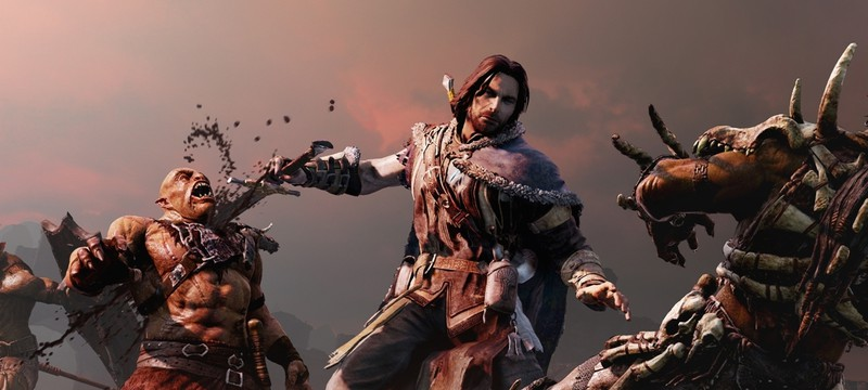 Middle-earth: Shadow of Mordor вышел на паст-ген