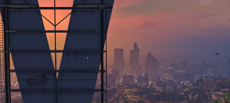 Виды Лос-Сантоса в next-gen GTA 5
