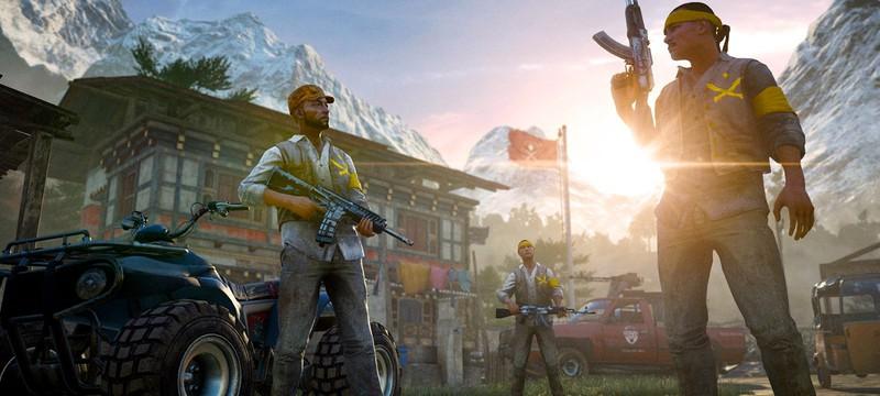 Ubisoft разбирается с багами Far Cry 4