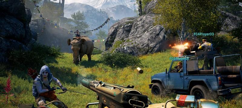 Пираты Far Cry 4 выдали себя жалобами на отсутствие FOV-настроек