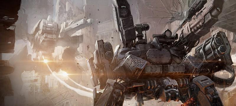 Project HON – меха на Unreal Engine 4