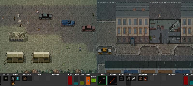 В Мини-DayZ можно играть бесплатно в браузере