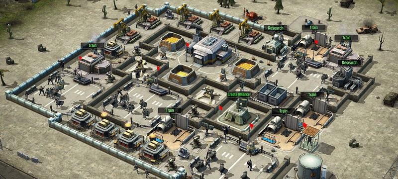Анонс мобильной игры Call of Duty: Heroes