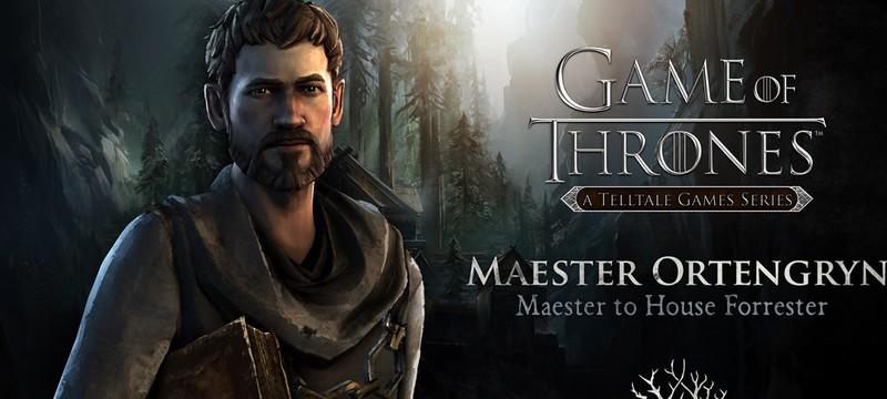 Системные требования Game of Thrones от Telltale, доступен в Steam