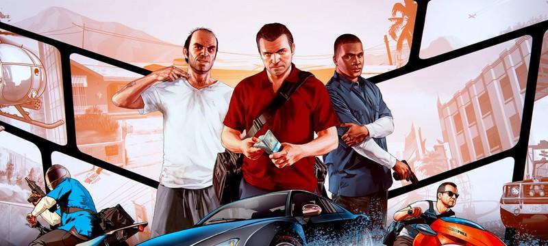GTA 5 стала самой продаваемой игрой в истории Британии