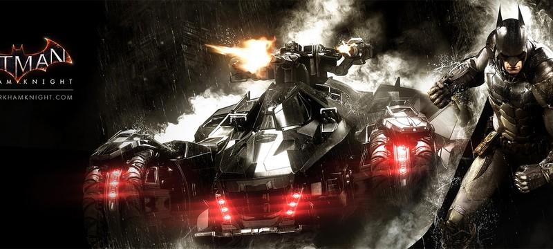 Новый геймплей Batman: Arkham Knight