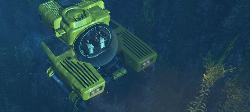 Геймер сделал документальный фильм о морской жизни GTA 5