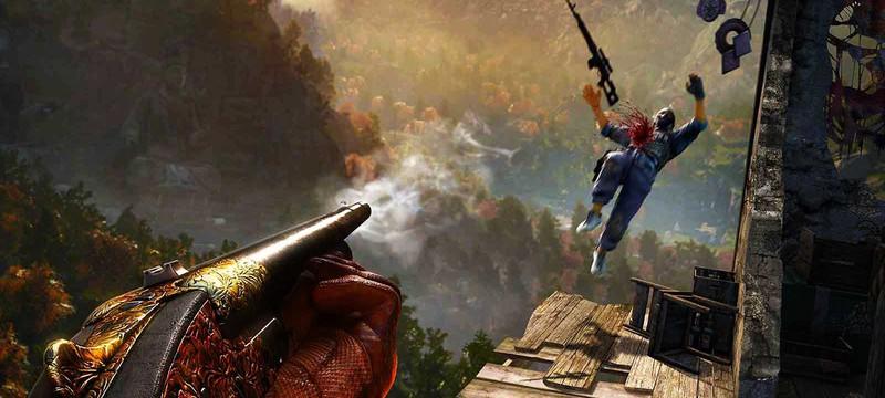 Вышел патч для Far Cry 4