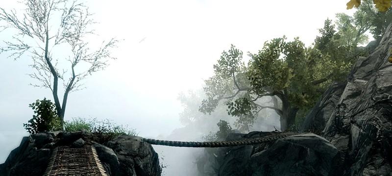 Скриншоты провинции  High Rock из глобального мода Skyrim