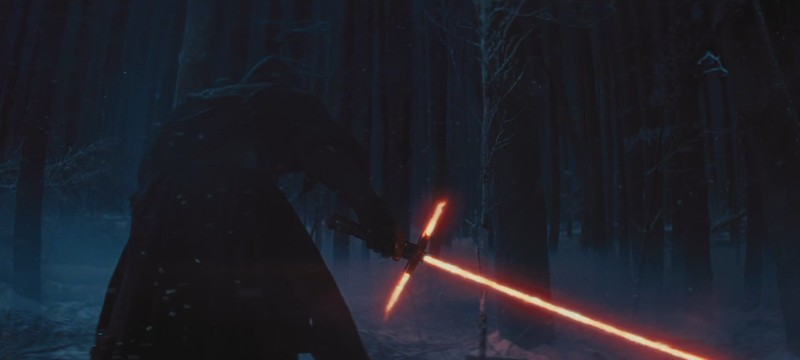 Первый трейлер Star Wars: The Force Awakens