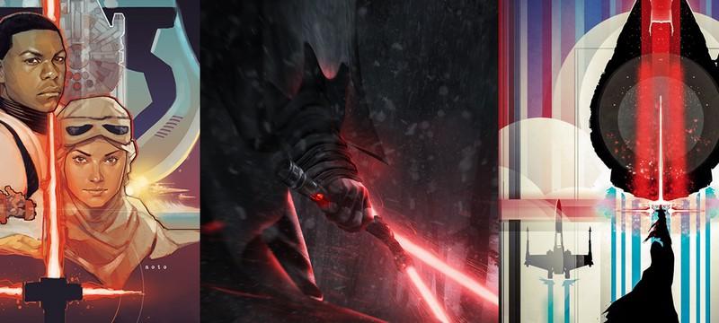 Фанатские арты Star Wars: The Force Awakens