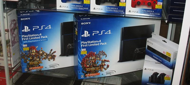 Продажи PS4 в Японии могут превысить 1 миллион к концу года