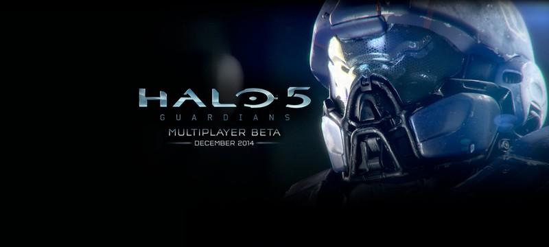 Новое геймплейное видео бета-версии Halo 5 оказалось в сети