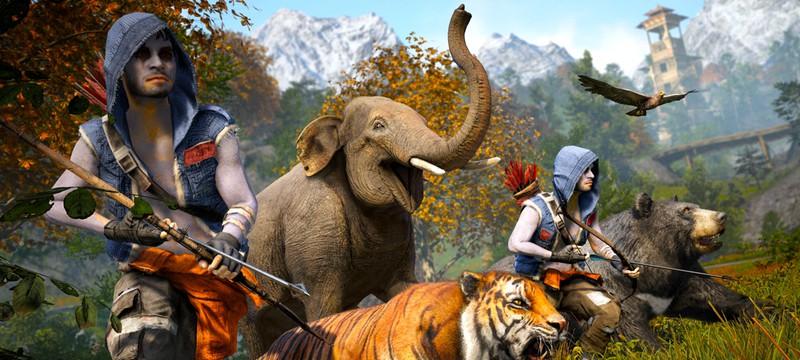 Как насчет армии барсуков в редакторе Far Cry 4?