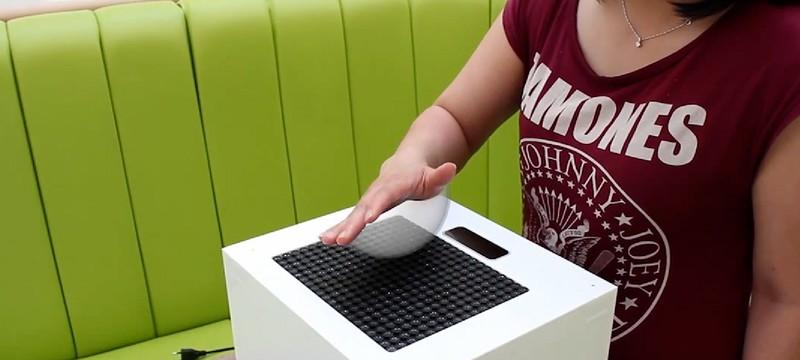 Ультразвук позволяет ощутить виртуальные объекты