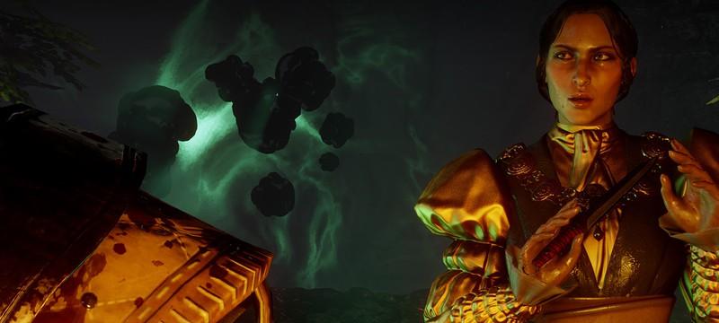 Чит позволяет увидеть голых персонажей Dragon Age: Inquisition