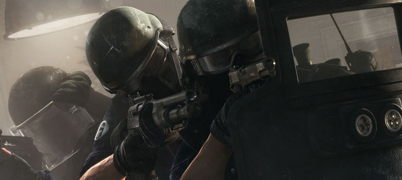Трейлер Rainbow Six: Siege представляет тактику и укрытия