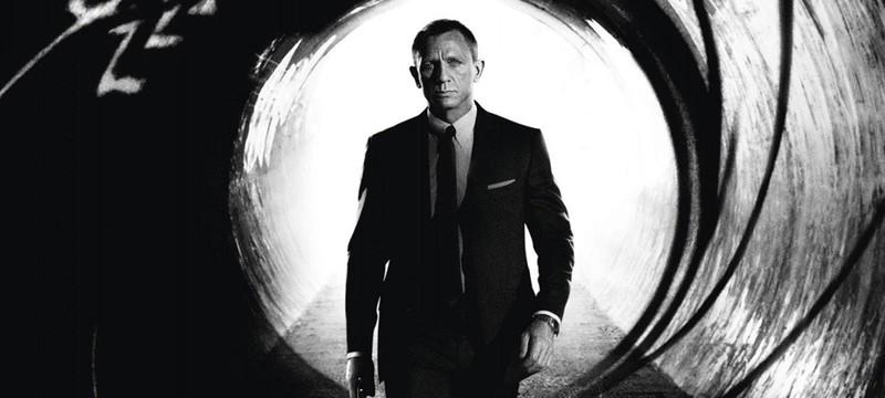 Новый фильм про Джеймса Бонда – Spectre, релиз в 2015-м