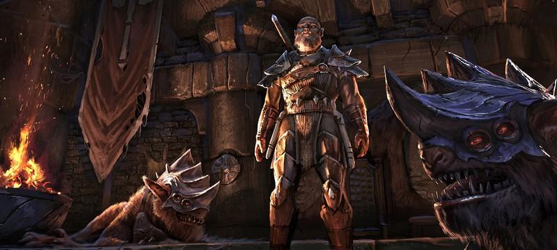TES Online на PS4 и Xbox One перенесена на 2015 год