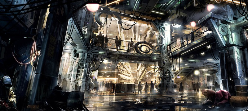 Community Call: Чего вы хотите от нового Deus Ex?