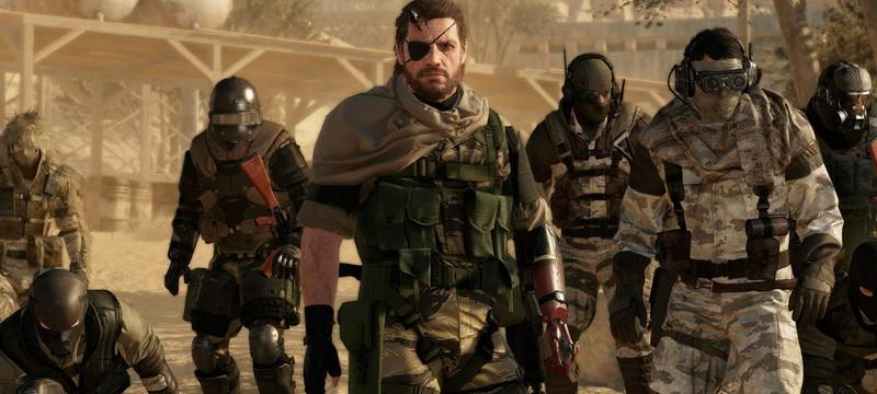 Скриншоты Metal Gear Online