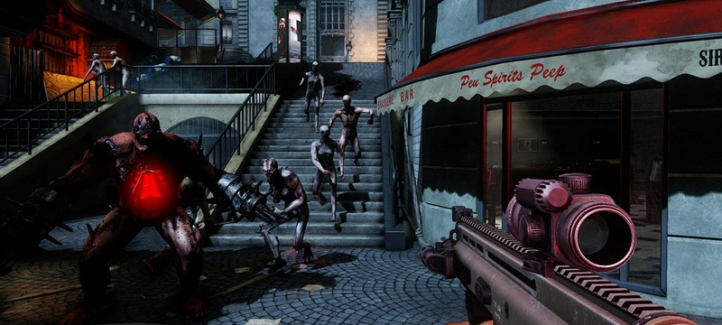 Анонс Killing Floor 2 для PS4