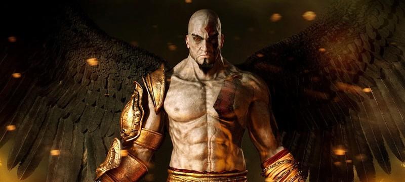 Новый God of War в разработке