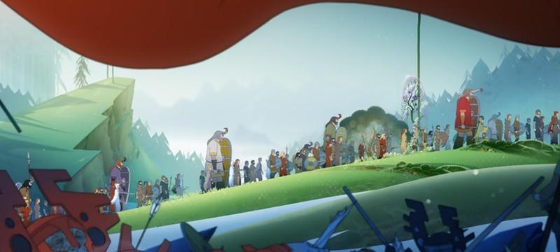 Первые скриншоты The Banner Saga 2