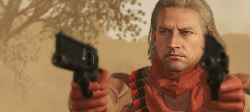 Новые скриншоты Metal Gear Online