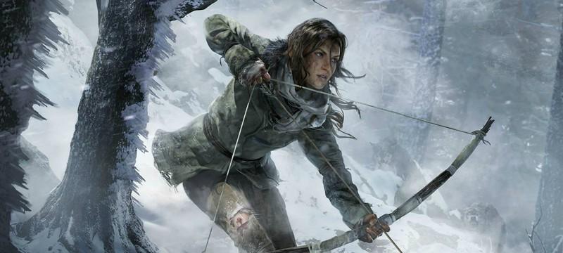 Rise of the Tomb Raider издаст Microsoft, а не Square Enix