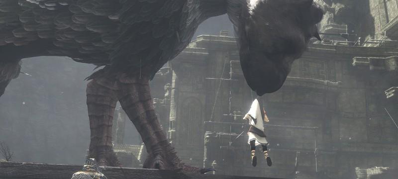 The Last Guardian может быть PS4-эксклюзивом
