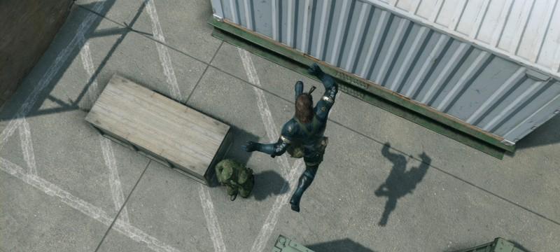 PC демонстрация  Metal Gear Solid V - Ground Zeroes