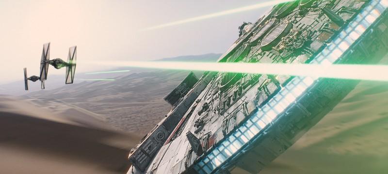 Абрамс не хотел выпускать трейлер Star Wars: The Force Awakens