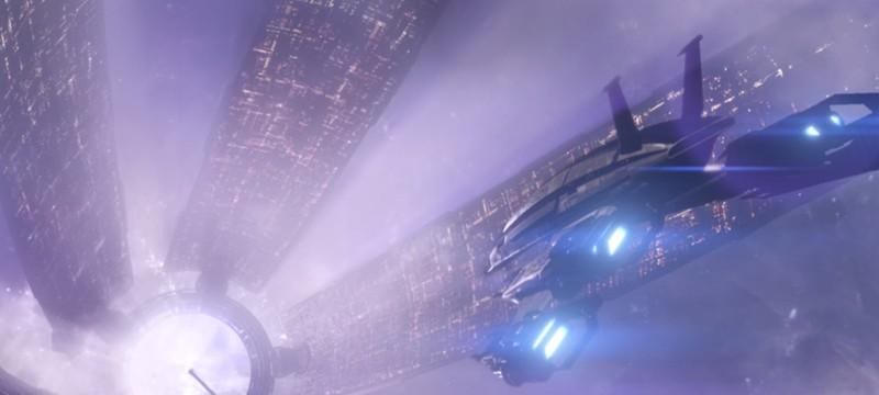 Новые детали и концепты Mass Effect Next в понедельник