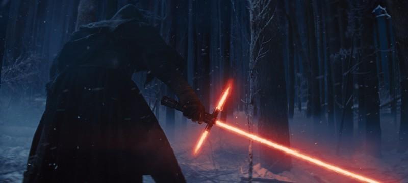 Имена персонажей из трейлера Star Wars: The Force Awakens