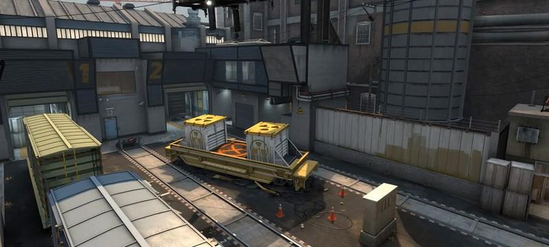 Valve полностью переделала карту Train для Counter-Strike