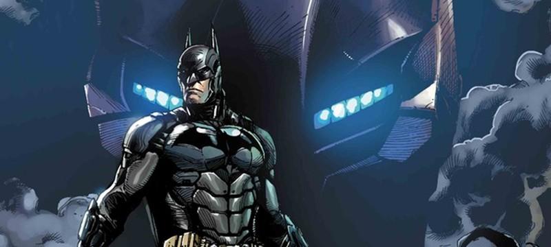 DC Comics анонсировали комикс приквел к Batman: Arkham Knight