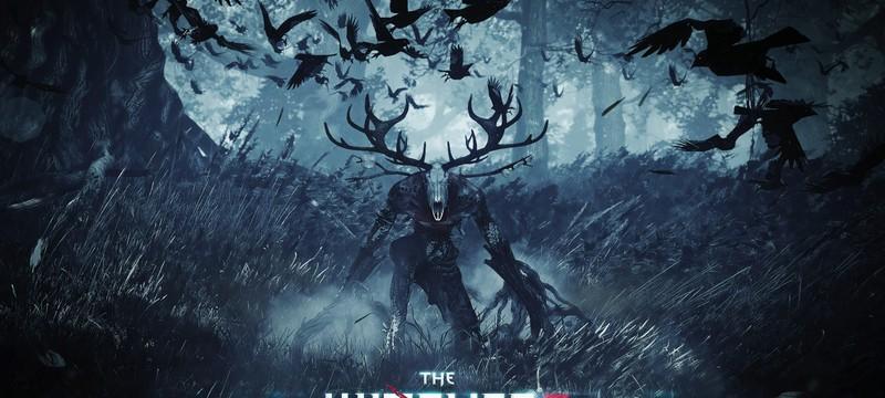 Трейлер The Witcher 3: Wild Hunt в Paint