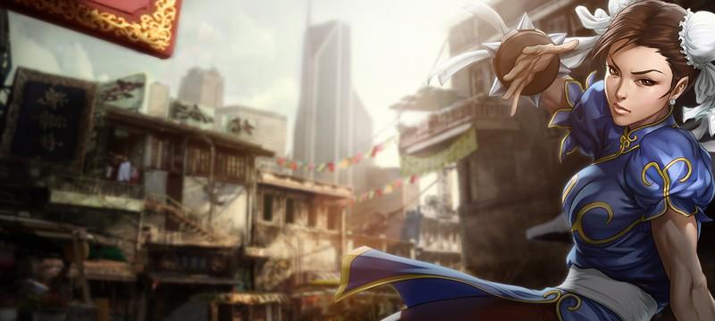 6 минут геймплея Street Fighter V + тизер Чарли Нэша