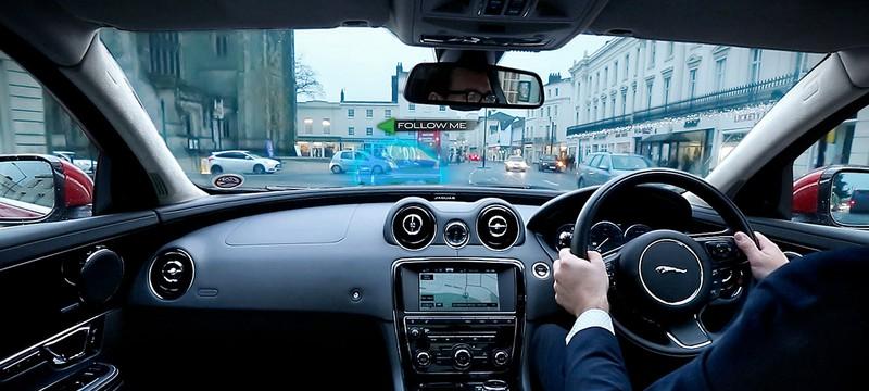 Призрачные авто могут стать реальностью благодаря Jaguar