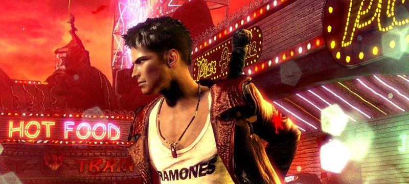 DmC: Devil May Cry и Devil May Cry 4 выйдут на PS4 и Xbox One