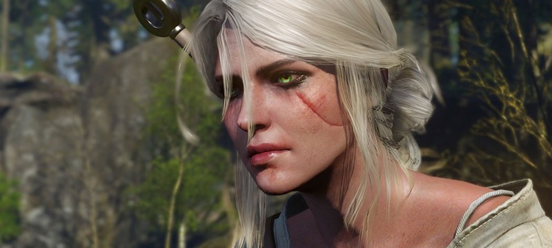 Цири — второй играбельный персонаж The Witcher 3: Wild Hunt