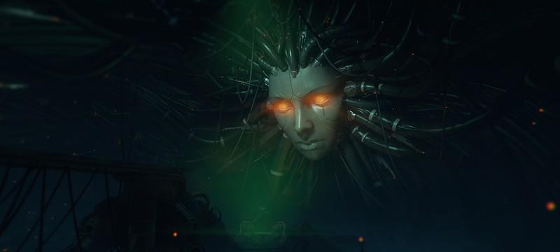 Одна из лучших сцен System Shock 2 представлена на CryEngine